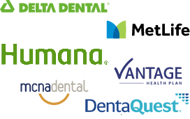 In network dental insurance logos